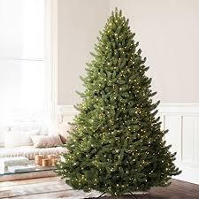 cheapest pre lit trees a cozy home
