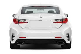 lexus rc 350 spoiler 2015 lexus rc 350 reviews and rating motor trend