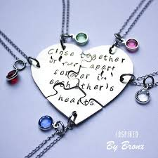 puzzle heart pendant necklace images 3 best friend necklace side by side or miles apart puzzle piece jpg