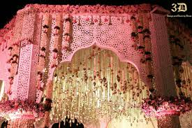 3d design and decor by dinaz hyderabad marriage decoration