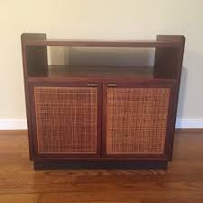 mid century modern storage cabinet mid century modern walnut turntable record storage cabinet epoch