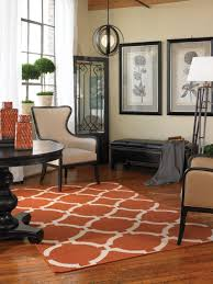bordered sisal area rug in dining room transitional dining need