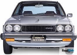 honda accord history milestone honda celebrates the accord s 40th anniversary bestride
