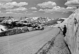 Rmnp Map Photos Trail Ridge Road Historic Images From Rocky Mountain