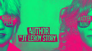 j t author the jt leroy story official trailer youtube