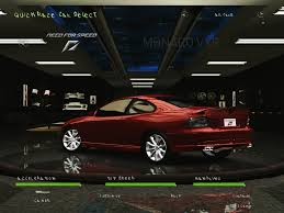 vauxhall monaro vxr vauxhall monaro vxr by dj hunter19 need for speed underground 2