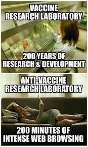 Vaccine Meme - dopl3r com memes vaccine research laboratory 200 yearsof