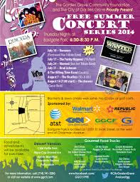 grove city halloween free summer concerts in the park city of garden grove