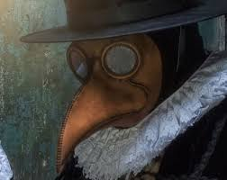 leather plague doctor mask leather masks plague doctor steunk and fashion by tombanwell