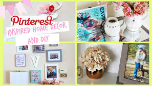Pinterest Home Decorations by Pinterest Inspired Home Decor Diy And Huge Announcement Youtube