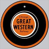 chicago great western ornament mohawk design