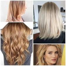 Trendy Colors 2017 Trendy Blonde Hair Color Ideas For 2017 U2013 Best Hair Color Ideas