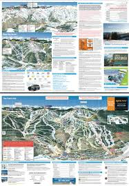 Big Sky Trail Map Vail Trail Map Onthesnow