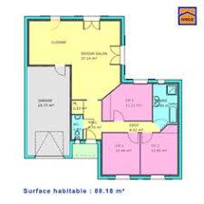 plan de maison plein pied gratuit 3 chambres plan de maison plein pied gratuit 3 chambres plan maison
