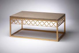 Custom Coffee Table by Custom Metal Home Furniture Design Of Cafe Tappered Leg Coffee