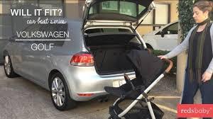 will it fit redsbaby metro in the volkswagen golf youtube