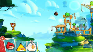 angry birds 2 review pulls candy crush money