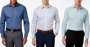macy s mens dress shirts starting at 8 67 each regularly 55