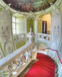 file rococo staircase gruber mansion slovenia jpg wikimedia