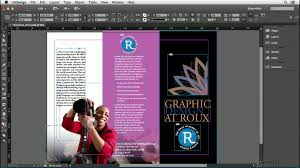 in design indesign cc tutorial moving objects lynda