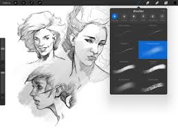 best apps for sketching logos drawing and painting logodive