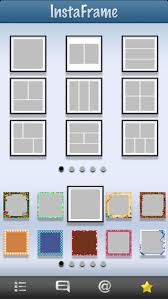 download instagram layout app instaframe photo collage editor pic effects picture frames