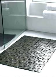 badezimmer teppiche badezimmer teppich badezimmer teppich badematte maritim bambus