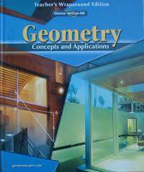 Glencoe Geometry Worksheets Glencoe Mcgraw Hill Geometry Concepts And Applications Teacher U0027s