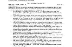 Sample Resume Supervisor Position Resume by Resume Retail Management Resumes Beloved Retail Management On