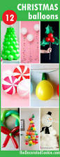 Diy Christmas Decorations Cheap And Easy by 120 Best Christmas Balloon Decor Images On Pinterest Balloon