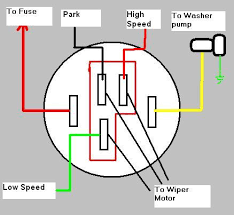 cj5 windshield wiper motor wiring jeepforum com