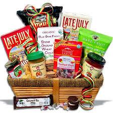 organic food gift baskets organic gift basket
