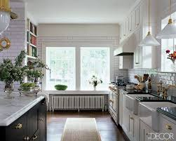 Gray Cabinets With White Countertops 40 Best White Kitchens Design Ideas Pictures Of White Kitchen