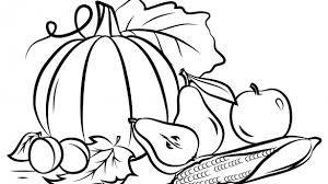 coloring pages fall printable free printables coloring pages autumn harvest page printable