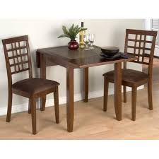Drop Leaf Table And Chairs Caleb 3 Piece Drop Leaf Table Set Eaton Hometowne Furniture