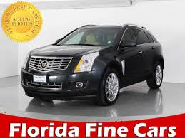 used cadillac suv for sale used cadillac srx suv for sale in miami palm