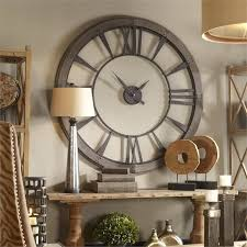 wooden wall clocks for sale oversized wall clocks rustic oversized