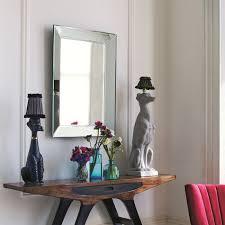 ls plus round mirror bevelled edge mirror wall mirrors graham green