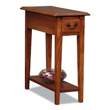 narrow table with drawers scenic side end tables with drawer table adorable hero drawers uk