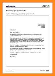 11 sample of a job application letter pdf dtn info