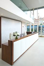 Upholstered Reception Desk Home Office And Commercial Gerard Lewis Designs