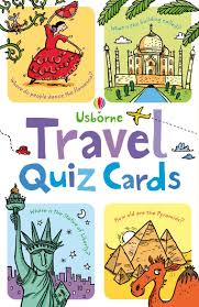 travel quiz images Travel quiz cards at usborne children 39 s books jpg