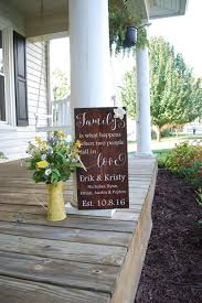 home decor family signs blended family wood sign wedding gift weddings wedding