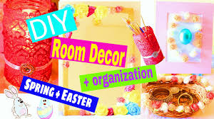 Youtube Easter Decorations by Diy Crafts Room Decor Organisation For Spring Easter Ideas