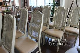 Burlap Dining Chairs Chairs