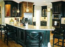 distressed black kitchen island distressed black cabinet island childcarepartnerships org