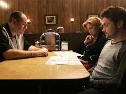Breaking Bad Burning Series Did Tony Die In Diner 6 Years After U0027sopranos U0027 End Burning