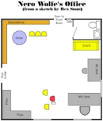 Typical Brownstone Floor Plan Nero Wolfe Brownstone Floor Plans