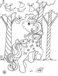 pony castle coloring pages art simple coloring pages