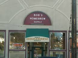 Home Brew Store by Bob Project Signs Washington